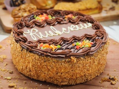 Рецепты советских тортов