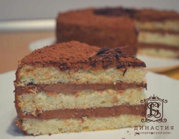 Рецепт торта «Трюфель»