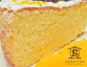 Рецепт прованского торта с апельсинами