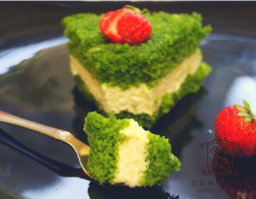 Рецепт торта «Лесной мох»