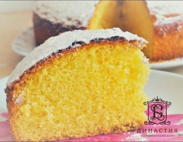 Рецепт торта «Маргарита»