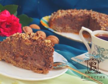 Рецепт торта «Цукер-лейках»
