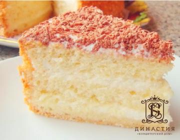 Рецепт торта «Простоквашник»