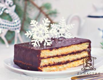 Рецепт торта «Исанна»