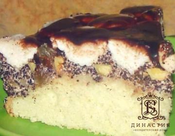 Рецепт торта «Винни-Пух»