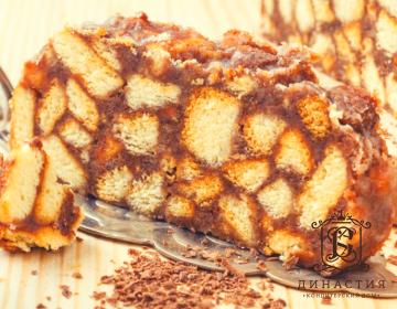 Рецепт торта «Орех»