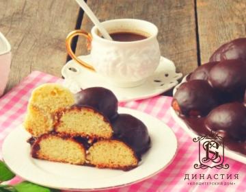 Рецепт торта «Гнездо»