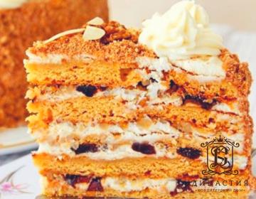 Рецепт торта «Арлекин»