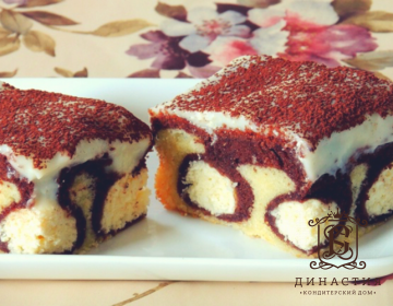 Рецепт торта «Утренняя роса»