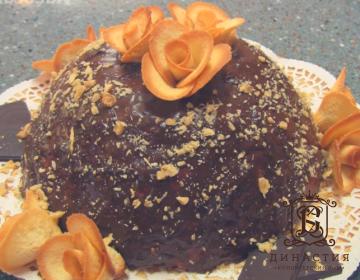 Рецепт торта «Сицилия»