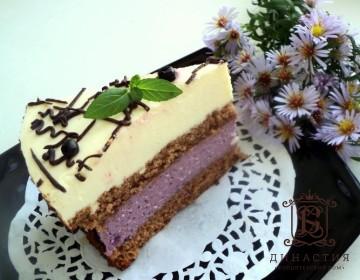 Рецепт торта «Черничная поляна»