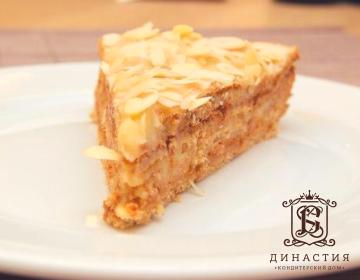 Рецепт торта «Крещатик»