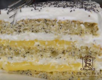 Рецепт торта «Веснушки»