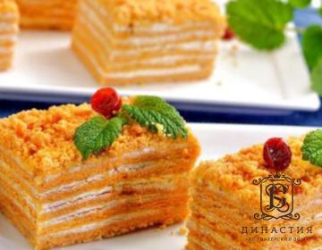 Рецепт торта «Сахара»