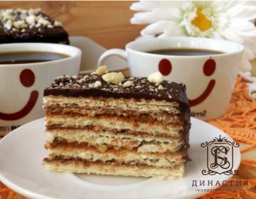 Рецепт торта «Причуда»
