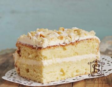 Рецепт торта «Подарочный»