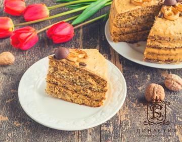 Рецепт торта «Идеал»