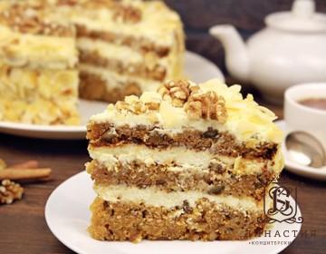 Рецепт тыквенного торта