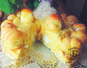 Рецепт торта «Сент-Оноре»