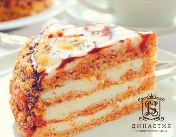 Рецепт торта «Малютка»