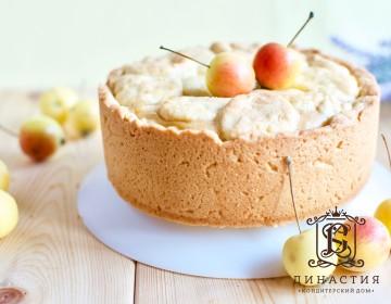 Рецепт яблочного торта