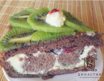 Рецепт торта «Малахитовая шкатулка»