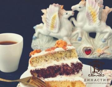 Рецепт королевского торта