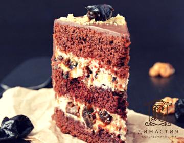 Рецепт торта с черносливом