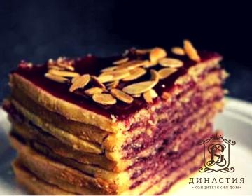 Рецепт неаполитанского торта