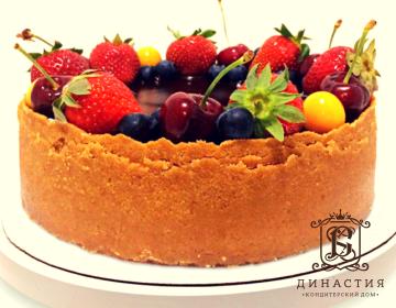 Рецепт торта «Дары лета»