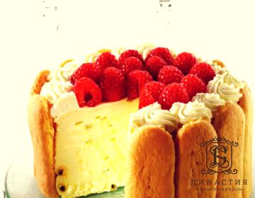 Рецепт торта «Французская шарлотка»