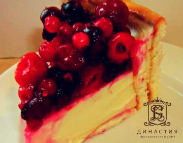Рецепт торта «Баварезе»